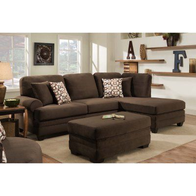 Chelsea Home Furniture Jane Sectional Sofa - 187040-5980-SEC-SC .