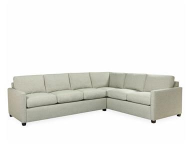 Lee Industries Sectional Series 1932-Series | Living room .