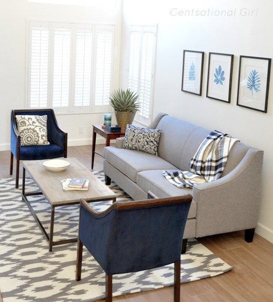 Online Shopping: Misfortune & Luck | Grey sofa living room, Grey .