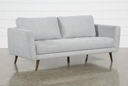 Ginger Grey Sofa | Living Spac