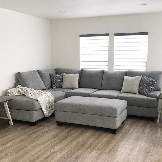 Harper Down 3 Piece Sectional | Living room update, Home, Home dec