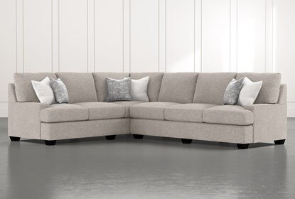Harper Down II 2 Piece Sectional With Right Arm Facing Sofa .
