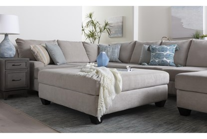 Harper Foam II 3 Piece Sectional With Left Arm Facing Chaise .