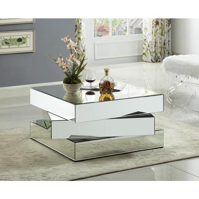 Haven Coffee Table Meridian Furniture   Furniture Ca