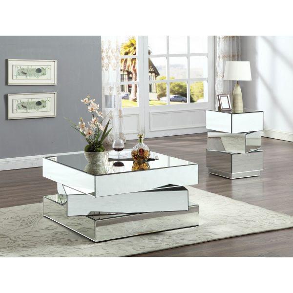 Haven 228 Coffee Table Set   Meridian Furniture U