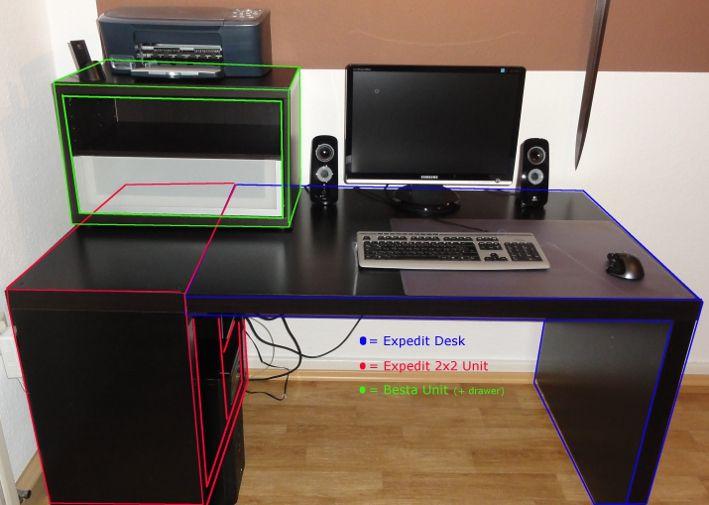 Expedit (Computer) De
