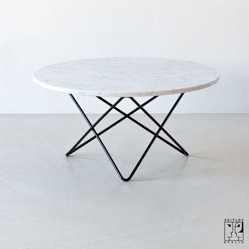 Mid Century marble coffee table - ZEITLOS – BERLIN | Mobilier de sal