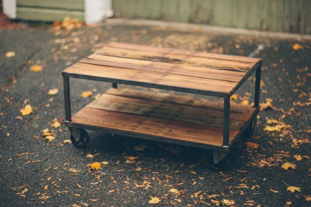 11 Awesome Examples of DIY Furniture with Casters | Caster Connecti