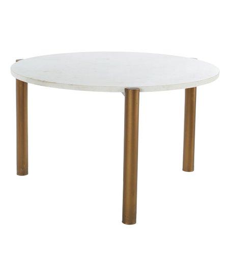 Wisteria Jackson Marble Side Table | Zuli