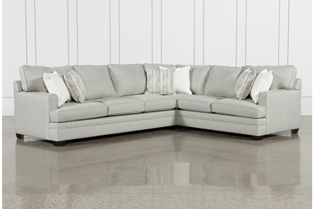 Josephine II 2 Piece Sectional With Left Arm Facing Sofa | Living .