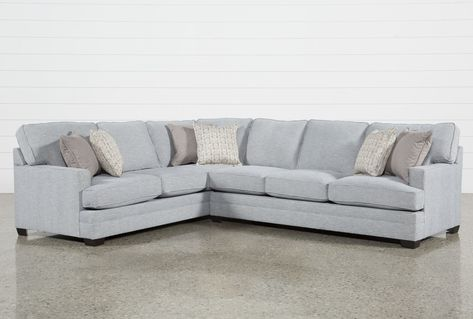 Josephine 2 Piece Sectional W/Raf Sofa (With images) | Sectional .