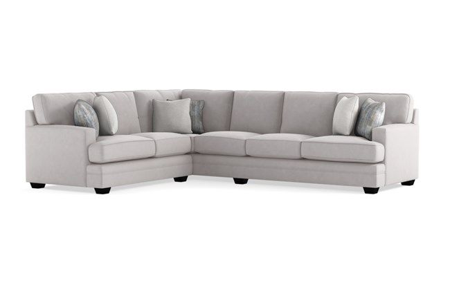 Josephine II 2 Piece Sectional With Right Arm Facing Sofa (With .