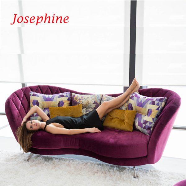 Josephine Sofa by Famaliving, Spain(Fabric) – City Schemes .