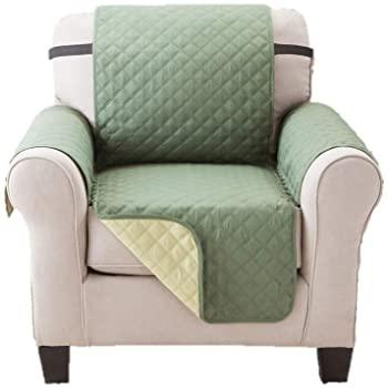 Amazon.com: Elaine Karen Deluxe Reversible Chair Furniture .