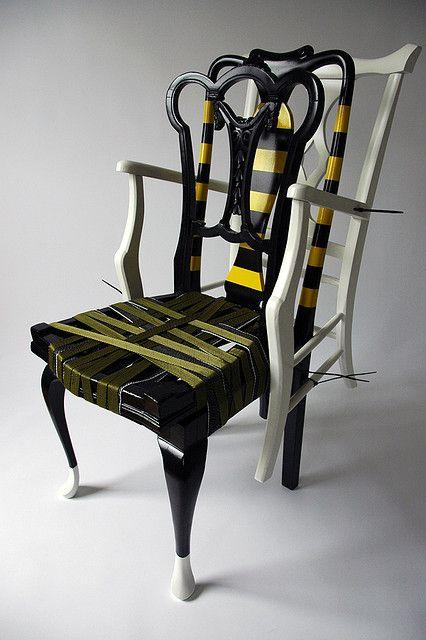 custom made chairs | Nyc furniture, Chair, Unusual furnitu