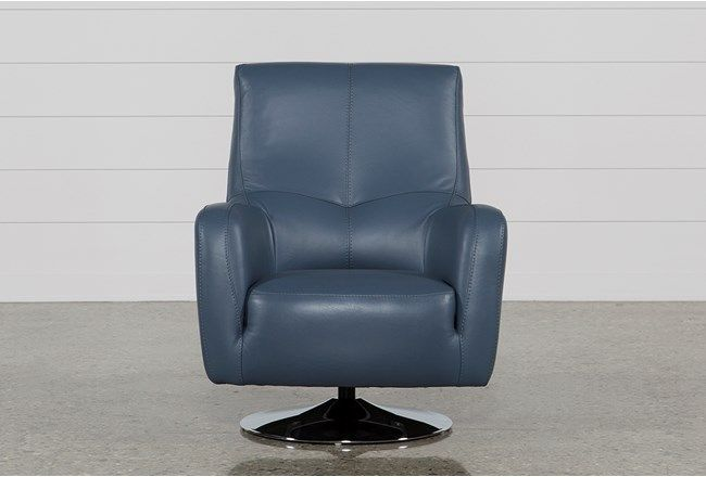 Kawai Leather Swivel Chair | Leather swivel chair, Chair, Swivel cha