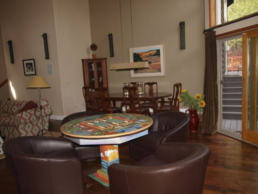 Amos Leather Swivel Chair - Swivel Chairs - Modern Living Room .