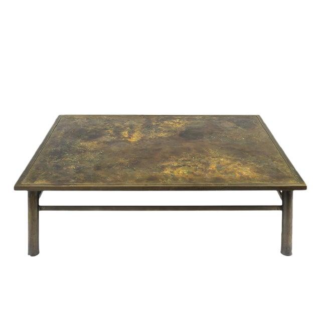 Philip & Kelvin LaVerne - Muses Bronze Coffee Table | Chairi