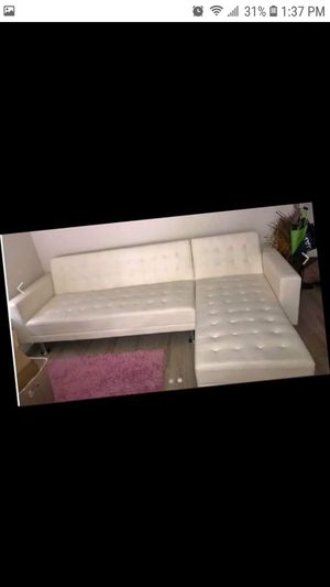 New and Used White sectional for Sale in Killeen, TX - Offer
