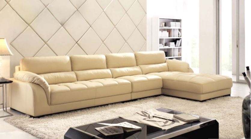 Sectional sofa with chaise | Leather sectional | l shaped .