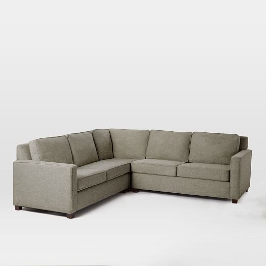 Henry® 3-Piece L-Shaped Section