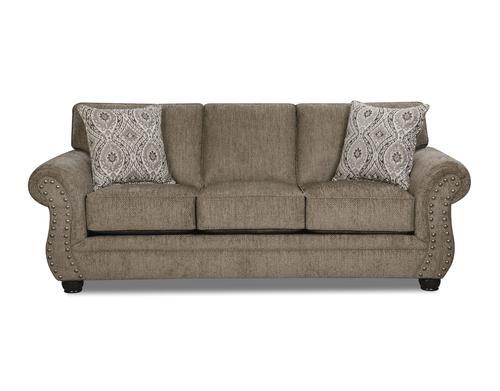 Lane® Home Furnishings Fandango Taupe Sofa at Menards