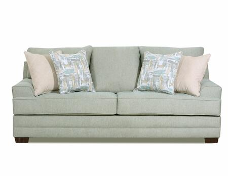 Lane Furniture 802204QANNASPA Pull-Out Fabric Queen Size Sofa Bed .