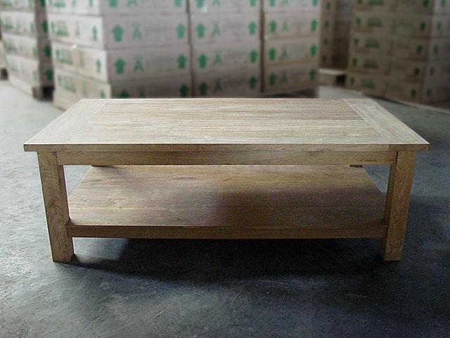 """British Coffee Table - 150x80 - 60""""x3"""