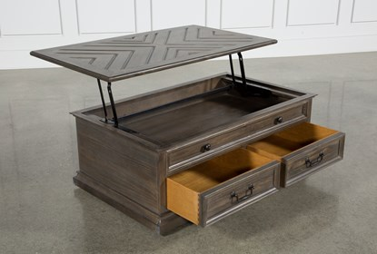 Laurent Lift-Top Coffee Table | Living Spac