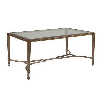 Artistica Home Metal Designs Coffee Table | Coffee table design .