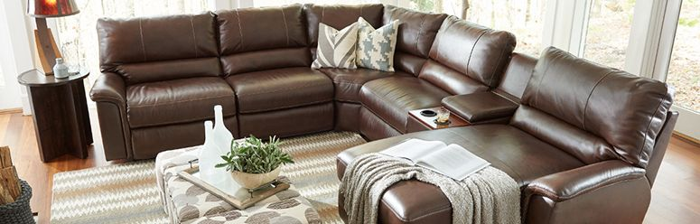 La Z Boy Sectional | Sectional sofa couch, Comfortable sectional .