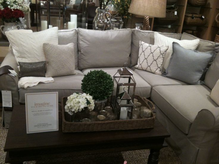 1000+ ideas about Gray Sectional Sofas on Pinterest | Grey .
