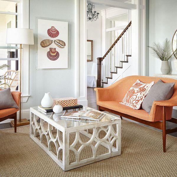 Limewash Coffee Table   Elegant living room decor, Coffee table .