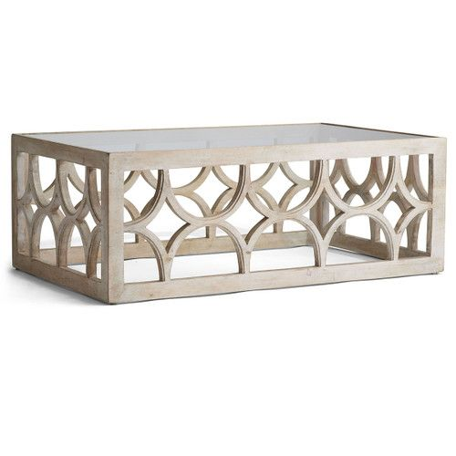 Lime Wash Coffee Table - Furniture with Line Wash Color   Wisteria .