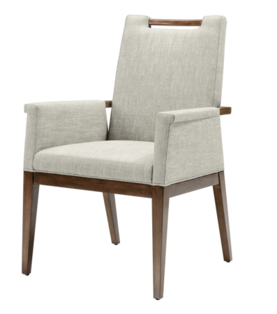 Liv Luxe Danish Dining Chair (With images) | Dining arm chair .