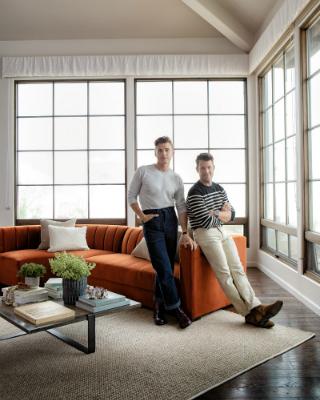 Nate Berkus & Jeremiah Brent Launch Outstanding Home Furniture .
