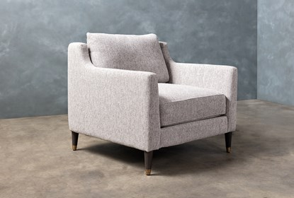 Ames Arm Chair By Nate Berkus And Jeremiah Brent | Living Spac