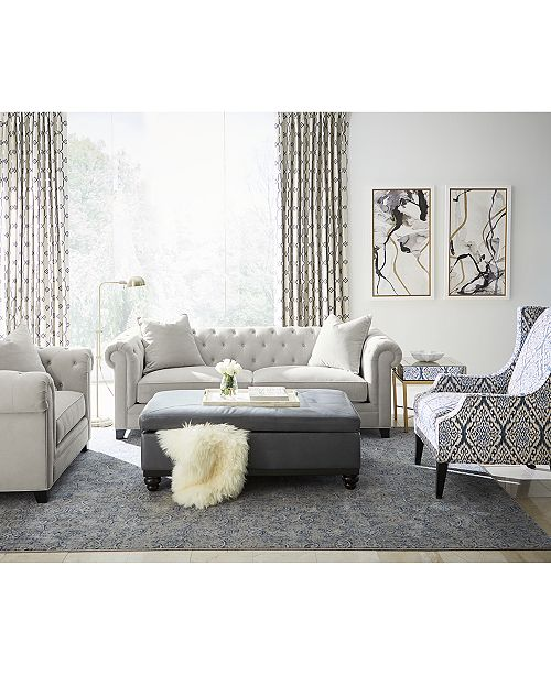 Martha Stewart Collection Saybridge Living Room Furniture .