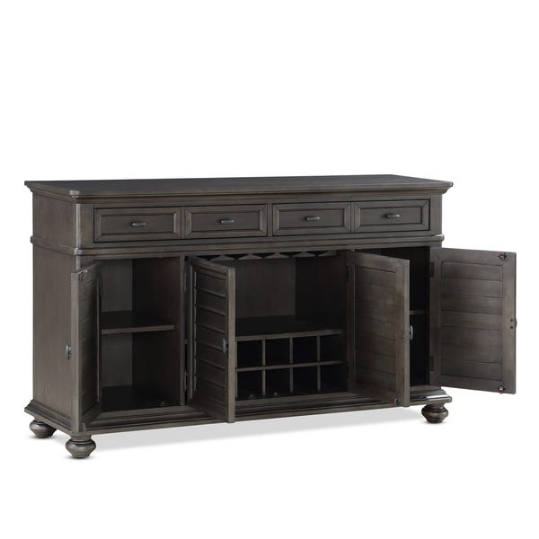 Shop Lockwood Server with Wine Storage by Greyson Living - On Sale .