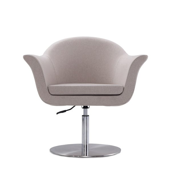 Shop Voyager Swivel Adjustable Accent Chair - On Sale - Overstock .