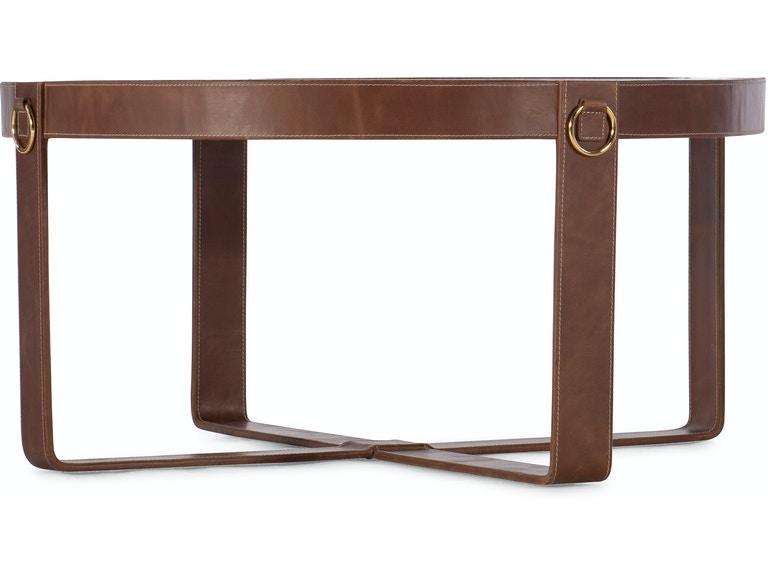 Hooker Furniture Living Room Melange Logan Cocktail Table 638-80132-