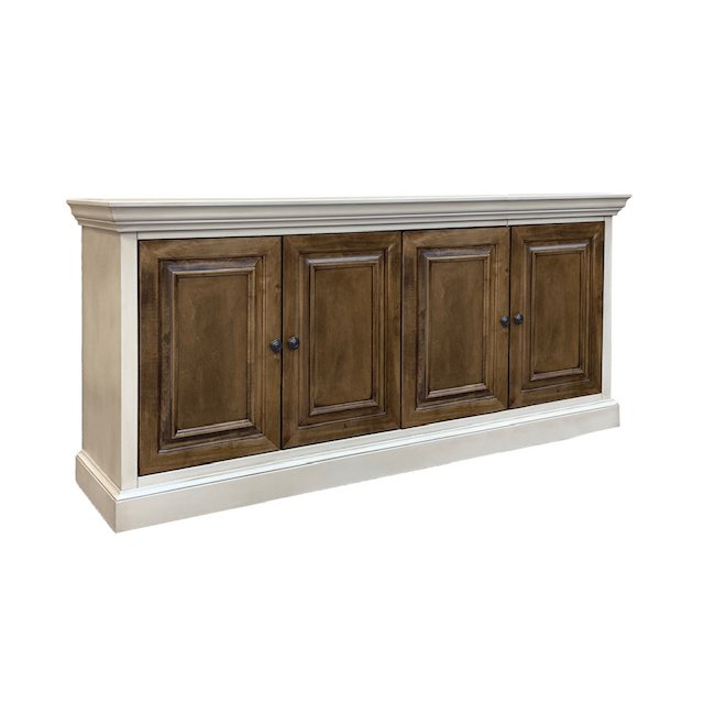 Two Tone Dining Room Sideboard - Logan | RC Willey Furniture Sto