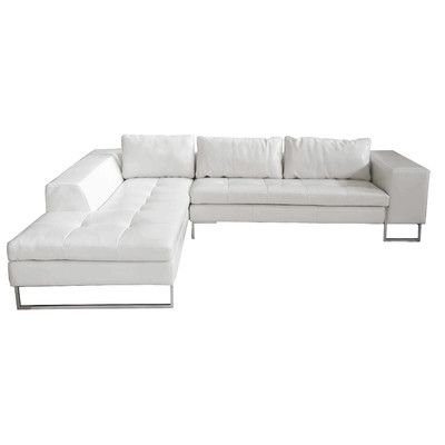 """Wade Logan Bittle 42"""" Sectional 