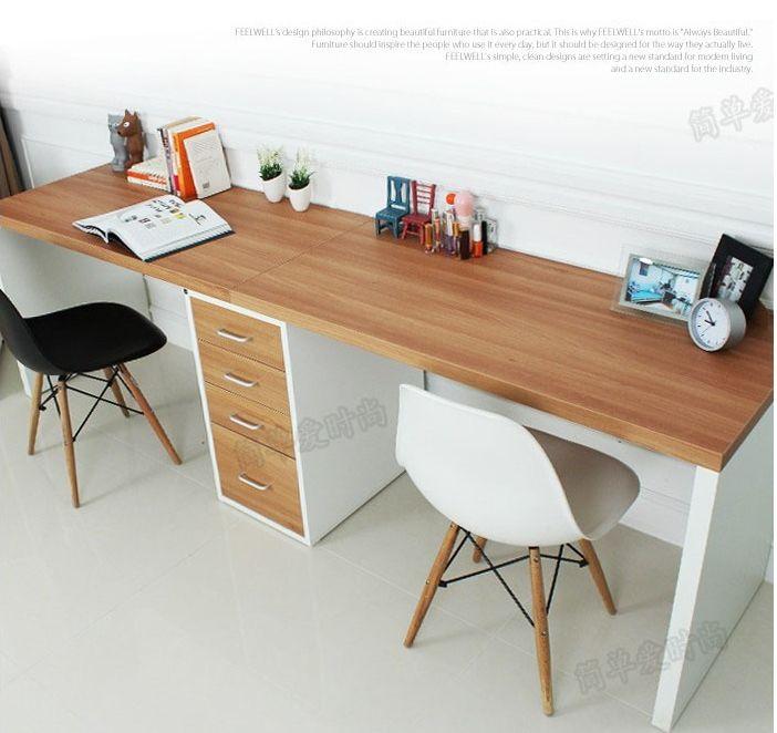 22 DIY Computer Desk Ideas that Make More Spirit Work | Escritorio .