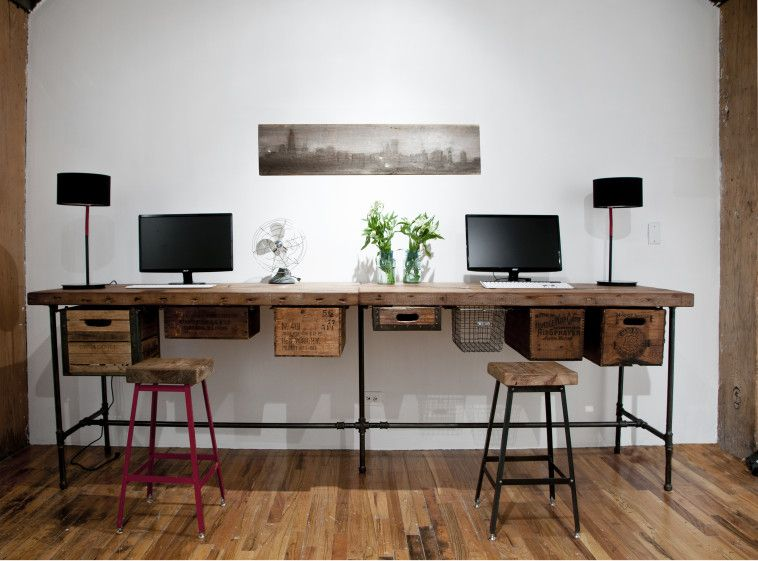 Awesome Extra Long Computer Desk Best Ideas About Long Computer .