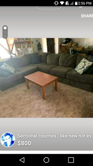 New and Used Sectional couch for Sale in Lubbock, TX - Offer