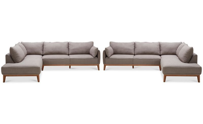"Furniture Jollene 113"" 2-Pc. Sectional, Created for Macy's ."