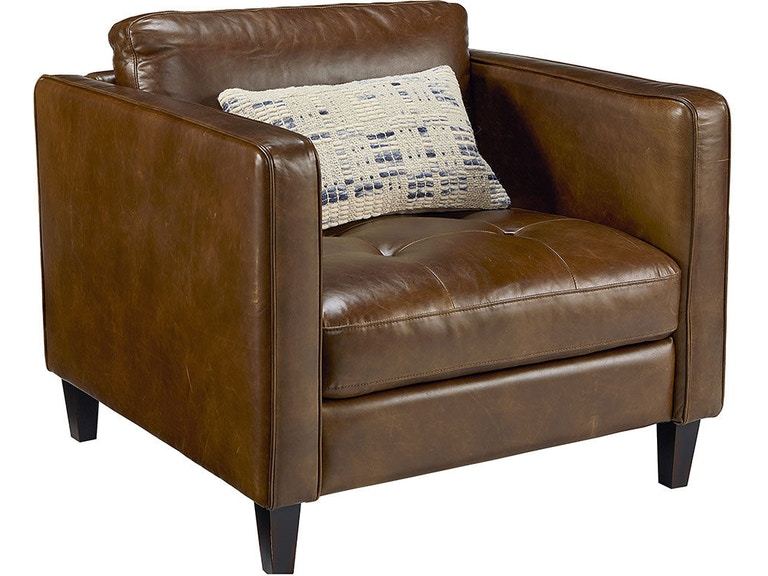 Magnolia Home by Joanna Gaines Living Room Dapper Chair, Coffee .