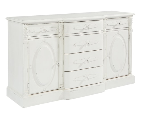 Traditional Dylan Sideboard - Carolina Pine Country Sto