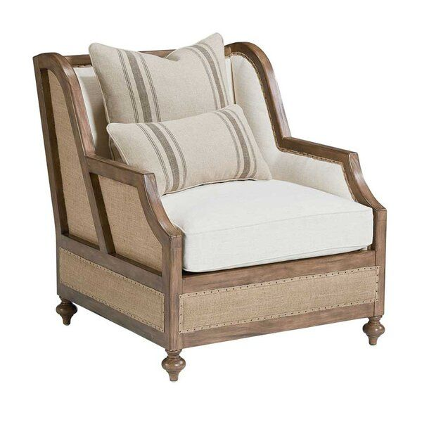 Foundation Wingback Chair in 2020 | Magnolia homes, Furniture .